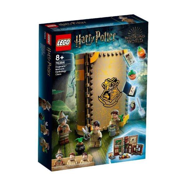 LEGO 76384 - Harry Potter™ - Hogwarts Moment - Kräuterkundeunterricht