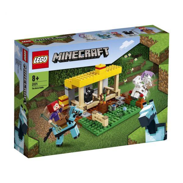 LEGO 21171 - Minecraft™ - Der Pferdestall