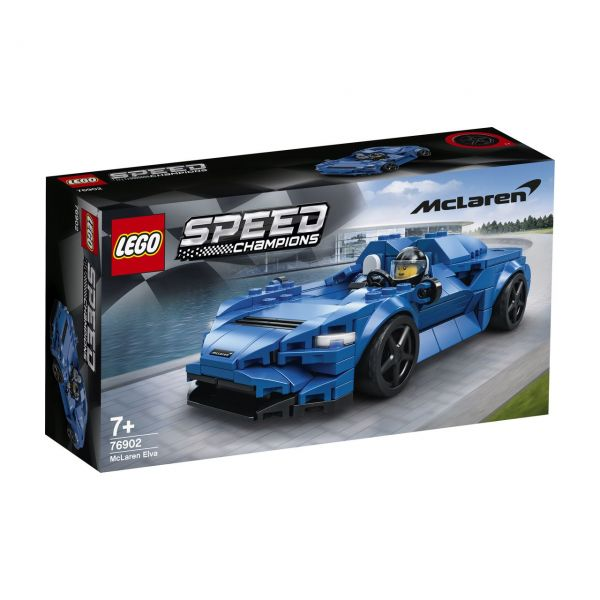 LEGO 76902 - Speed Champions - McLaren Elva