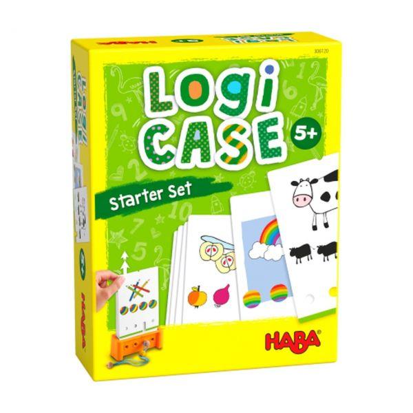 HABA 306120 - LogiCASE - Starter Set 5+