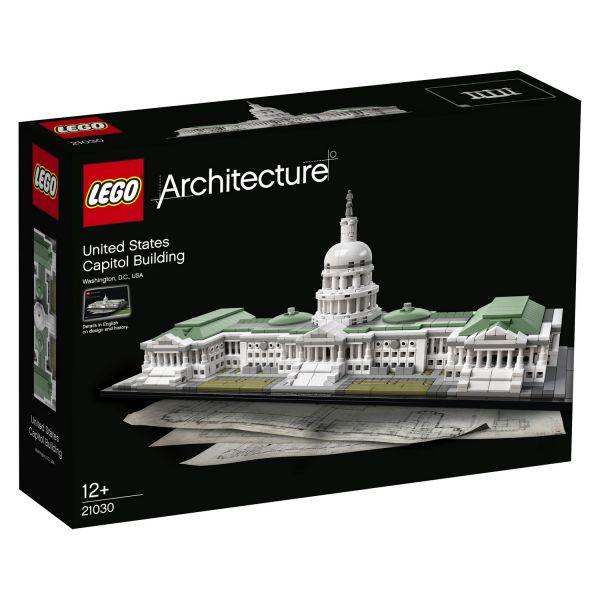 LEGO 21030 - Architecture - Das Kapitol