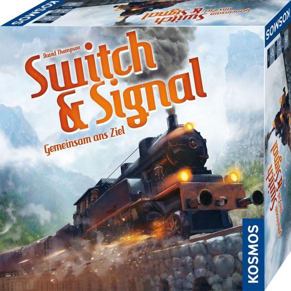 KOSMOS 694265 - Familienspiel - Switch & Signal