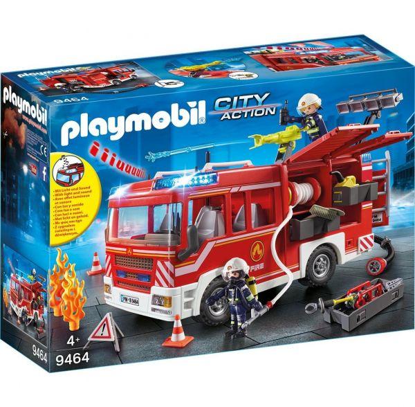 PLAYMOBIL 9464 - City Action Feuerwehr - Feuerwehr-Rüstfahrzeug