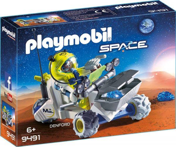 PLAYMOBIL 9491 - Space - Mars-Trike