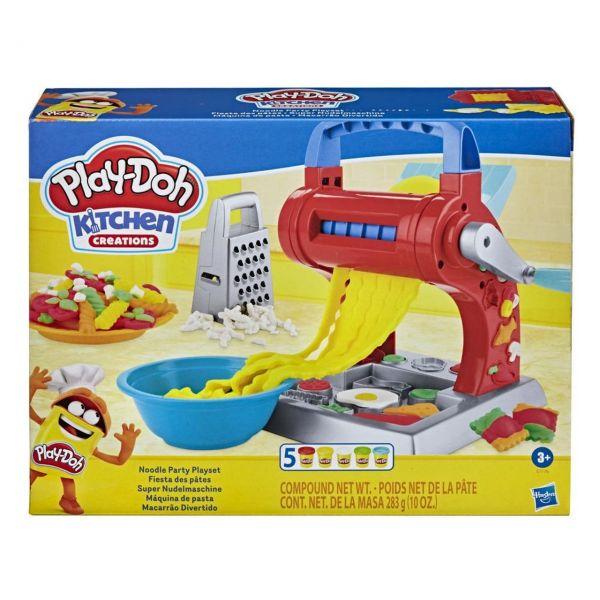 HASBRO E7776 - Play-Doh - Super Nudelmaschine