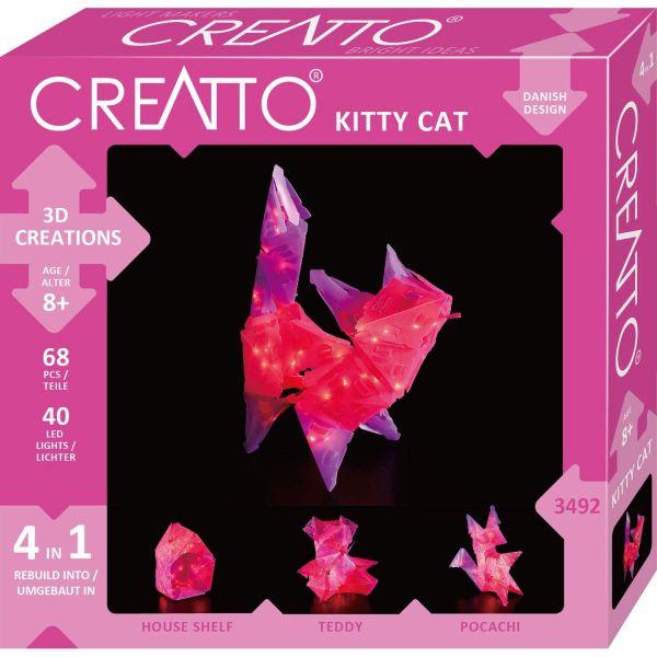 KOSMOS 003492 - CREATTO - Katze