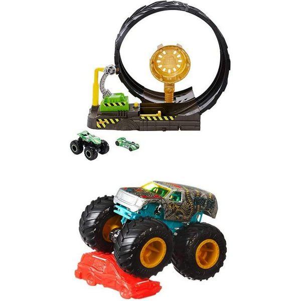 MATTEL GKY00 - Hot Wheels - Monster Truck Looping Challenge