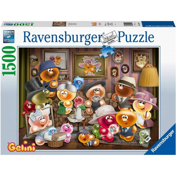 RAVENSBURGER 15014 - Puzzle - Gelini Familienporträt, 1500 Teile