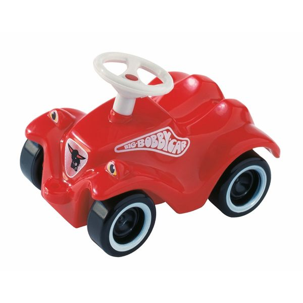 BIG 800001259 - Bobby Car - Pull-Back Mini Bobby Car