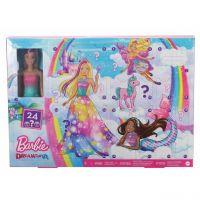 MATTEL GJB72 - Adventskalender - Barbie Dreamtopia Adventskalender