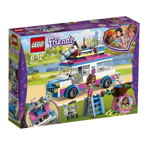 LEGO 41333 - Friends - Olivias Rettungsfahrzeug