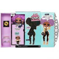 MGA 574217E7C - L.O.L. Surprise O.M.G. - 3.8 Doll, 24K DJ