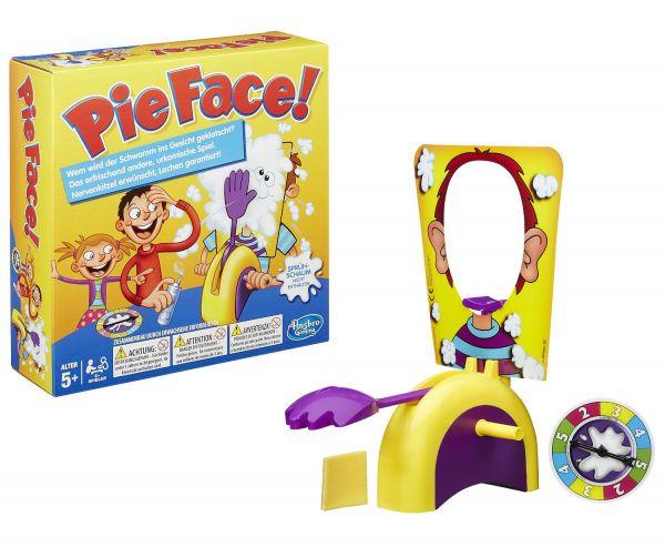 Hasbro B7063100 - Kinderspiel - Pie Face Spiel (Deutsche Sprache)