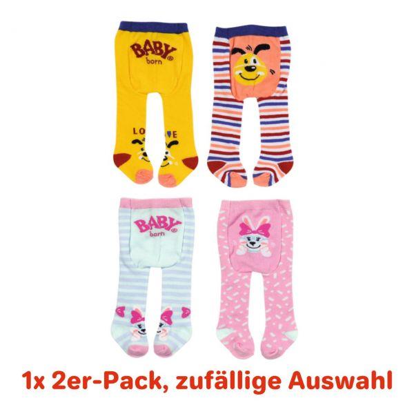 ZAPF 831779 - BABY born® - Strumpfhosen, 2 Stk., 43cm