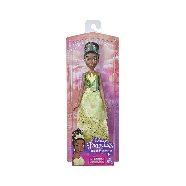 HASBRO F0901 - Disney Prinzessin - Schimmerglanz Tiana