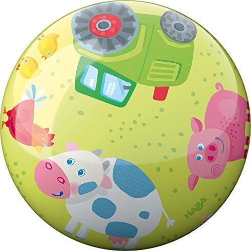 HABA 301986 - Ball - Bauernhof-Tiere