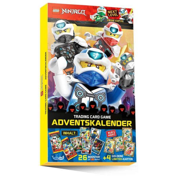 Blue Ocean 180880 - Adventskalender - Lego Ninjago Serie 5, 26 Booster