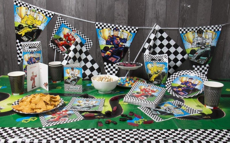 Partydeko Formulabei Spielzeugwelten