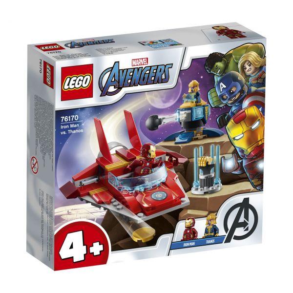 LEGO 76170 - Marvel Super Heroes™ - Iron Man vs. Thanos