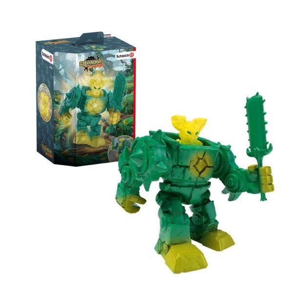 SCHLEICH 42548 - Eldrador - Mini Creatures Dschungel-Roboter