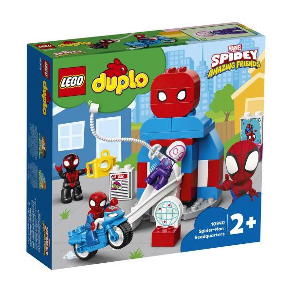 LEGO 10940 - DUPLO® - Spider-Mans Hauptquartier