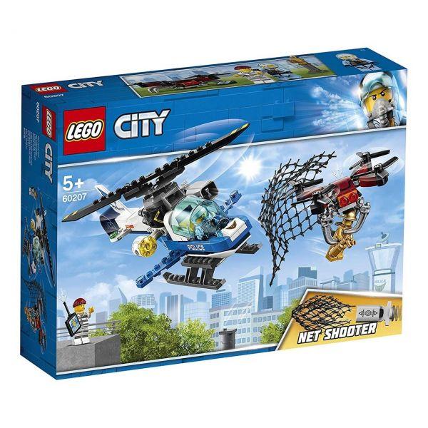 LEGO 60207 - City Polizei - Drohnenjagd