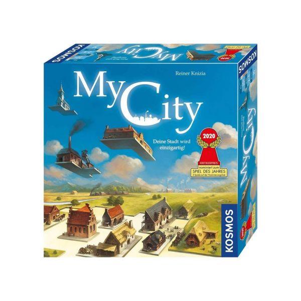 KOSMOS 691486 - Gesellschaftsspiel - My City - Deine Stadt wird einzigartig