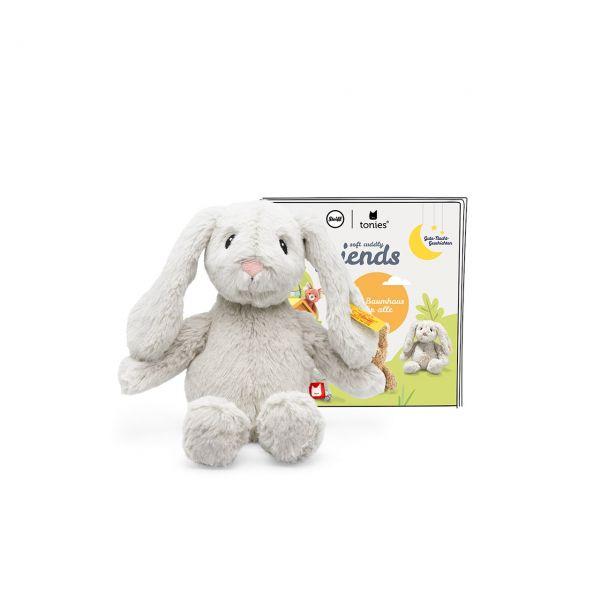 TONIES 10001294 - Steiff Soft Cuddly Friends mit Hörspiel - Hoppie Hase