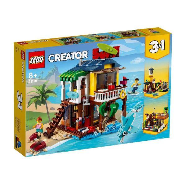 LEGO 31118 - Creator - Surfer-Strandhaus