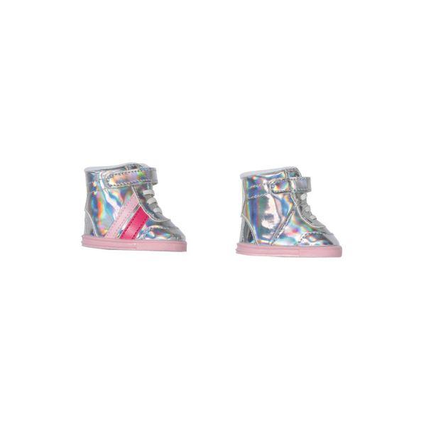ZAPF 831762 - BABY born® - Sneakers pink, 43cm