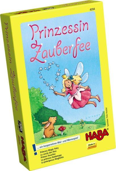 HABA 4094 - Mitbringspiel - Prinzessin Zauberfee