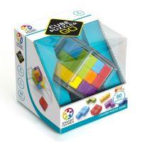 SMART GAMES 412 - Kompaktspiele - Cube Puzzler Go