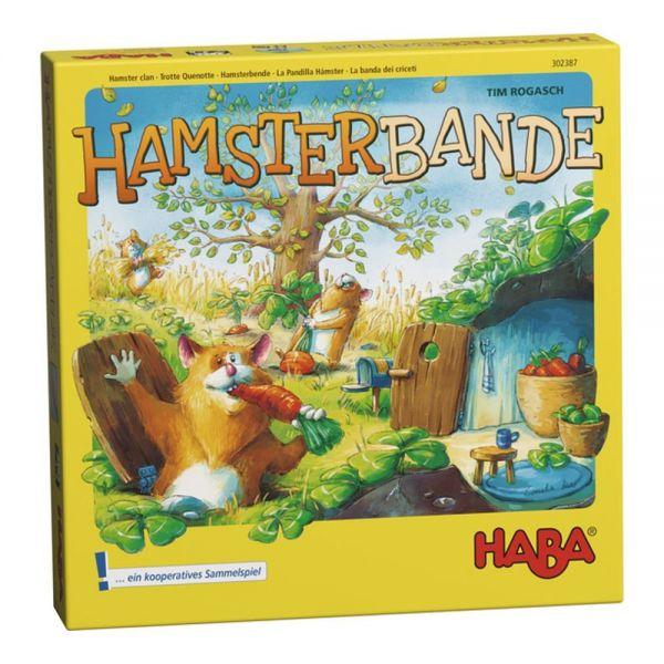 HABA 302387 - Mitbringspiel - Hamsterbande -