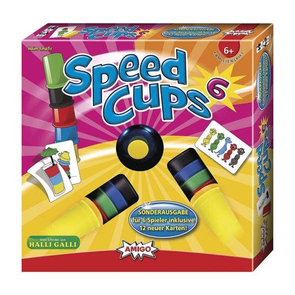 AMIGO 01880 - Familienspiele - Speed Cups 6