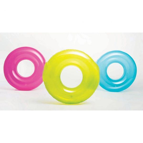 INTEX 59260 - Schwimmring - in 3 Farben, Sortimentsartikel 76 cm