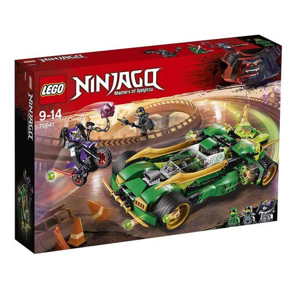 LEGO 70641 - Ninjago - Lloyds Nachtflitzer