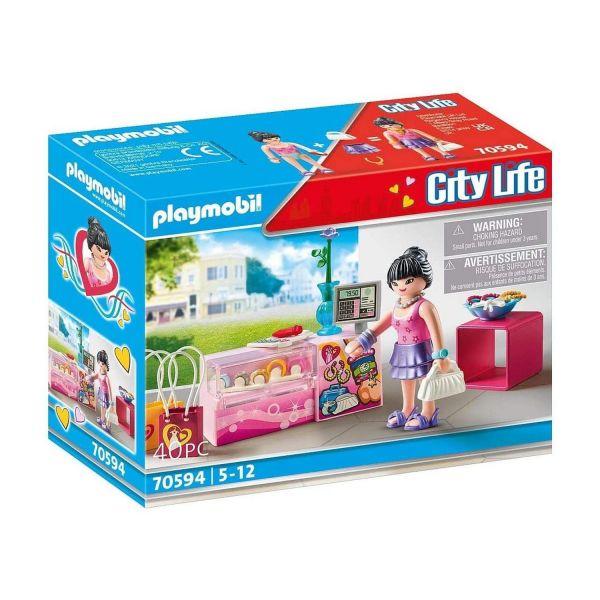 PLAYMOBIL 70594 - City Life - Fashion Accessoires