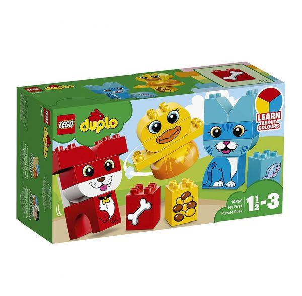 LEGO 10858 - Duplo - Meine ersten Tiere - Farben lernen