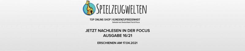 Spielzeugwelten TOP Onlineshop 2021 FOCUS Deutschland Test