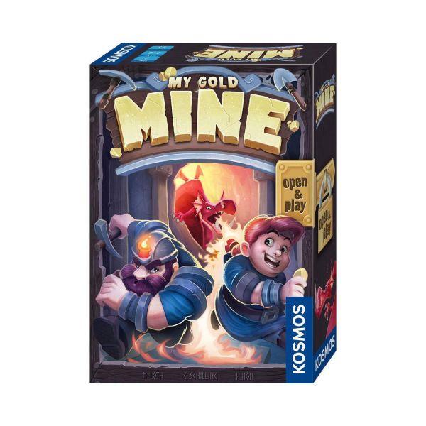 KOSMOS 680770 - Familienspiel - My Gold Mine