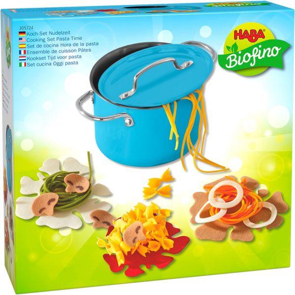 HABA 305724 - Biofino - Koch-Set Nudelzeit