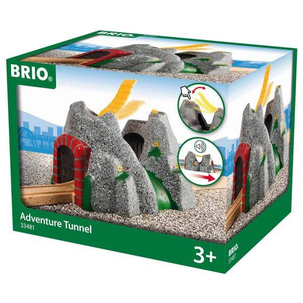BRIO 33481 - Bahn - Magischer Tunnel