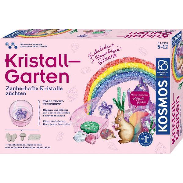 KOSMOS 643645 - Experimentierkasten - Kristalle züchten Kristall-Garten