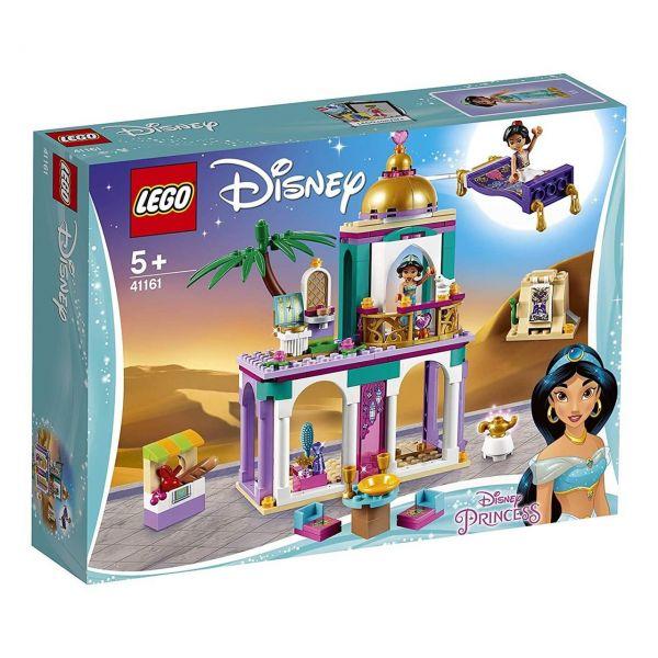 LEGO 41161 - Disney Princess - Aladdins und Jasmins Palastabenteuer