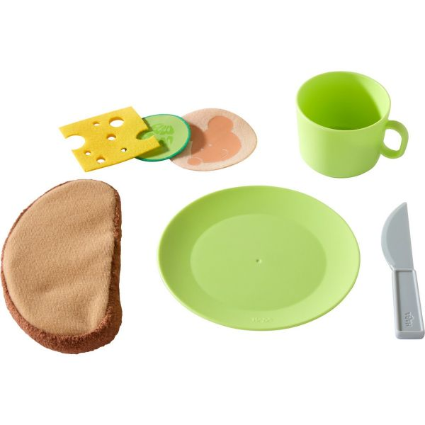 HABA 305722 - Biofino - Frühstücks-Set - Start in den Tag
