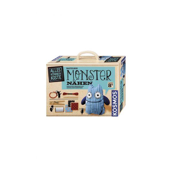 KOSMOS 604080 - Alles Könner Kiste - Monster nähen