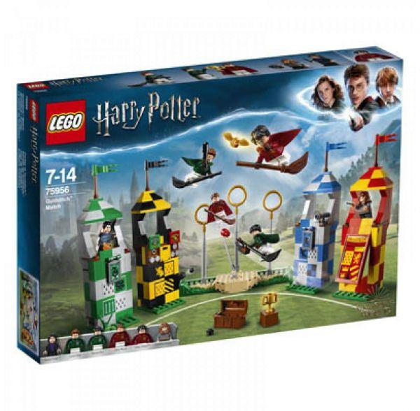 LEGO 75956 - Harry Potter - Quidditch Turnier