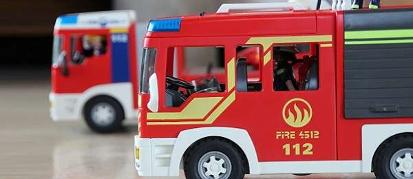 Themenwelt Feuerwehr bei Spielzeugwelten