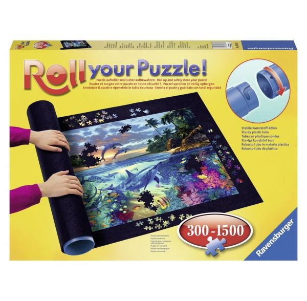 RAVENSBURGER 17956 - Puzzle Zubehör - Roll Your Puzzle