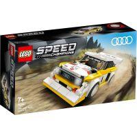 LEGO 76897 - Speed Champions - 1985 Audi Sport quattro S1